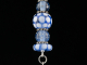 Blue Chandelier Pendant